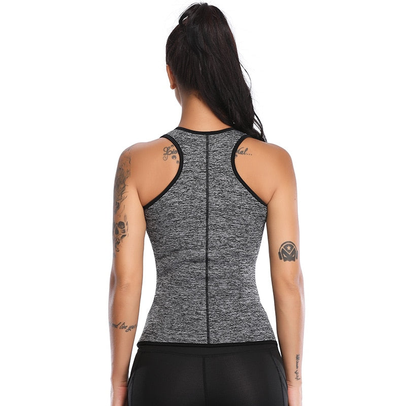 Sweat Vest Waist Trimmer Belt - The JfJ