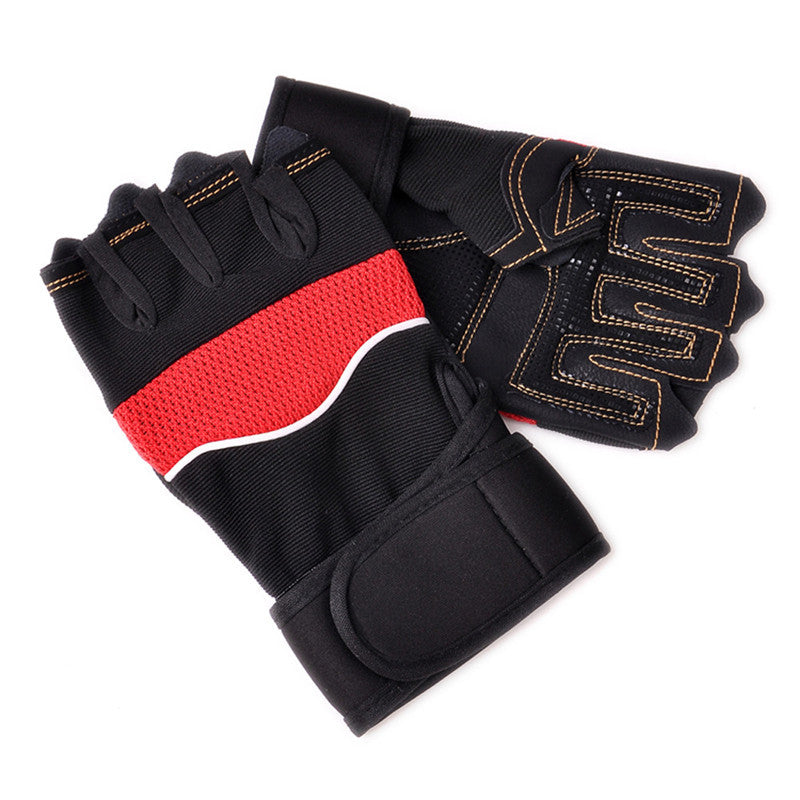 Weight Lifting Training Gloves - The JfJ