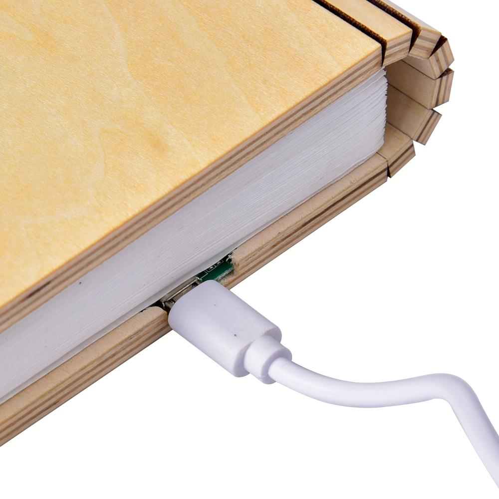 Magical Book Lamp - The JfJ