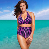 High Waist Bikini Set(Plus Size) - The JfJ