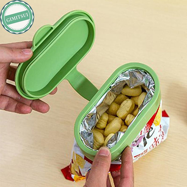 3 Piece Set Food Sealing Cap - The JfJ