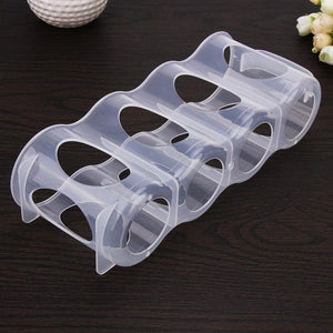 Cans Storage Box Refrigerator Organizer Sauce Bottle Container Four Case Organization - The JfJ