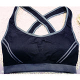 Women Padded  Athletic Sport Bra