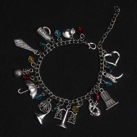 How I Met Your Mother Charm Bracelet - The JfJ