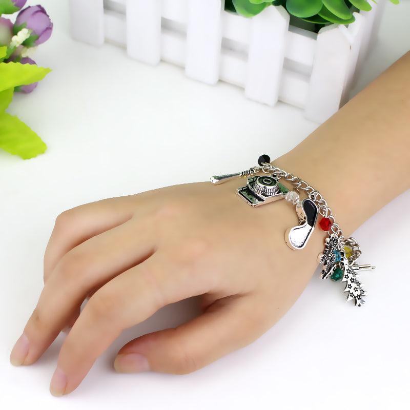 STRANGER THINGS Charm Bracelet - The JfJ