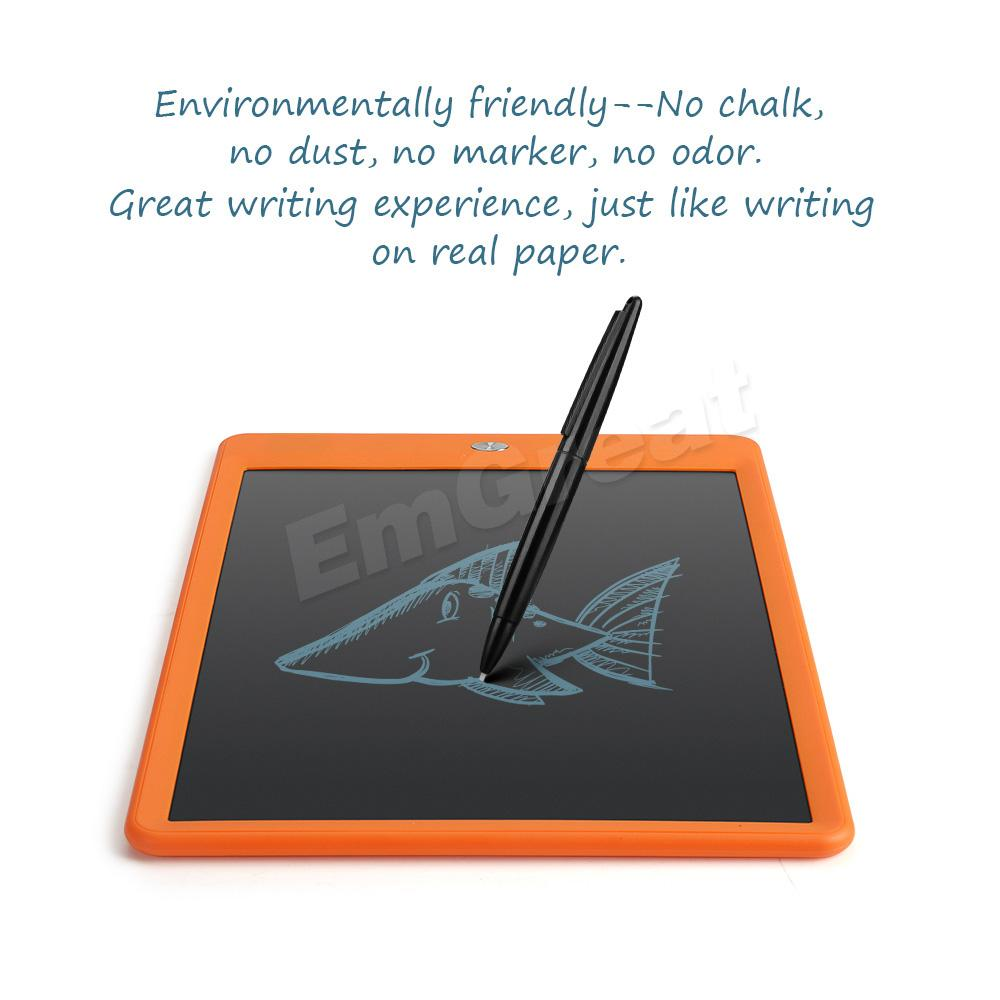 LCD Writing Tablet/Board With Stylus - The JfJ