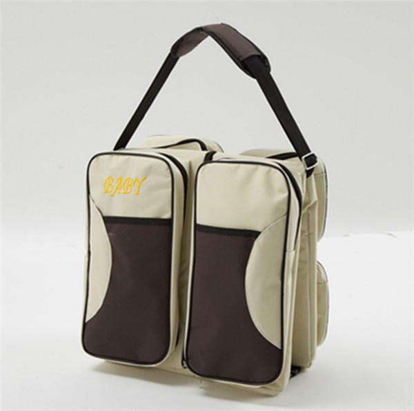 3-in-1 Portable Diaper Bag - The JfJ