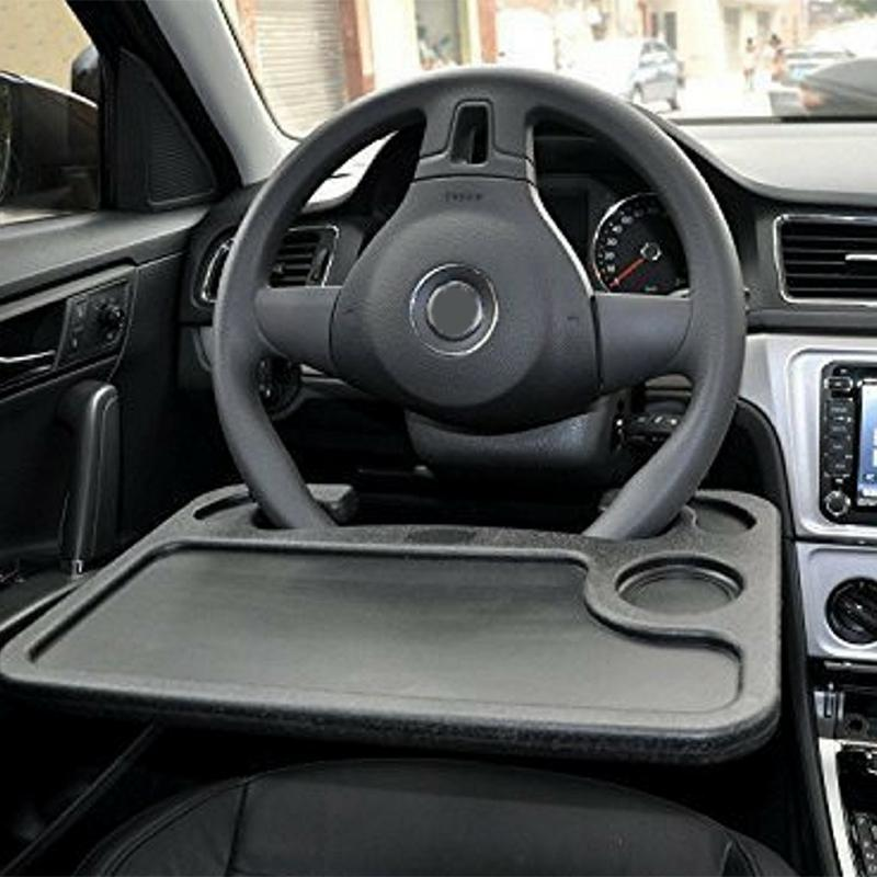Car Laptop/Eating Steering Wheel Desk - The JfJ