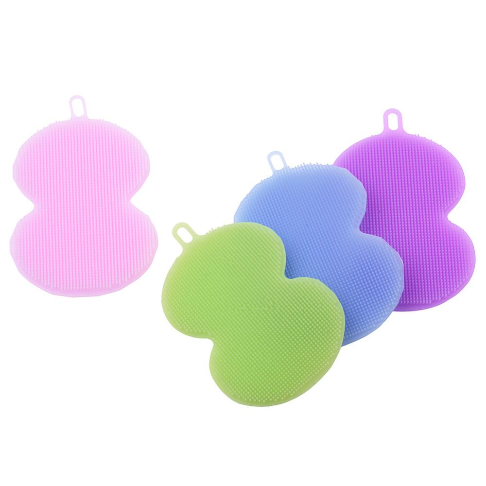Heat Resistant Silicone Dish Sponge (set of 4) - The JfJ