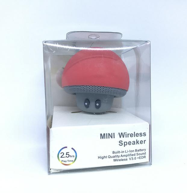 MARIO MUSHROOM WIRELESS BLUETOOTH SPEAKER - The JfJ