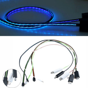 Charger Cable Glowing Flow - The JfJ