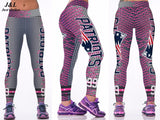 Women Pro Team  Fitness Leggings - JfJ