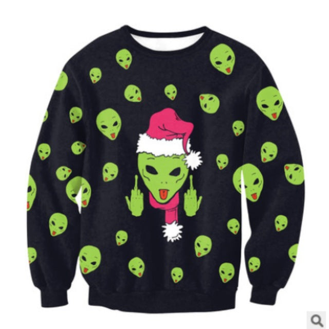 Ugly Christmas Sweater Unisex - The JfJ