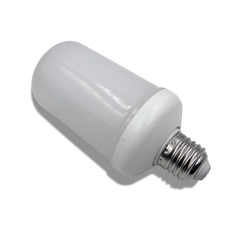 Light Bulb With Flame Effect (LED) - The JfJ