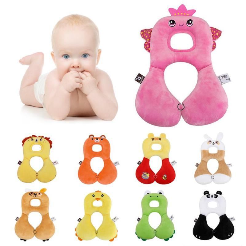Baby Animal U-Pillow Headrest & Neck Protection - The JfJ