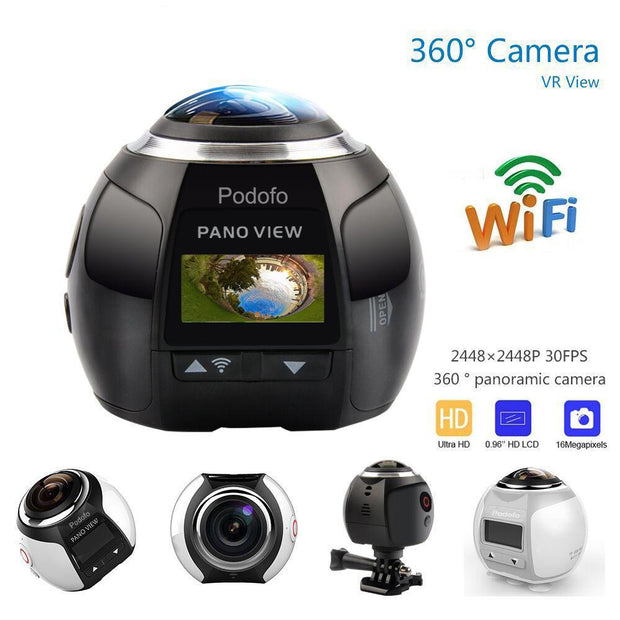 360 ULTRA MINI PANORAMIC CAMERA - The JfJ