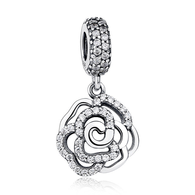 Sterling Silver Charm Bracelet Jewelry - The JfJ