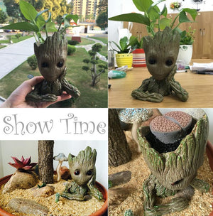 Groot Man Planter Pot - The JfJ