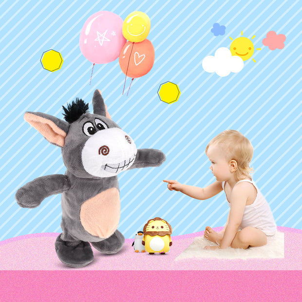 Talking and Walking Plush Toy - The JfJ