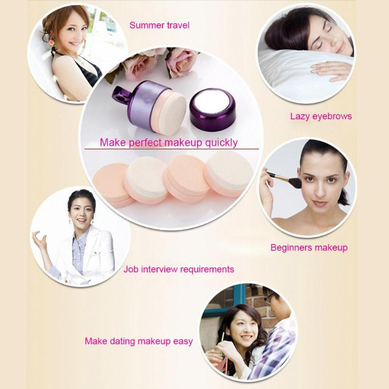 SMART VIBRATING MAKEUP APPLICATOR - The JfJ