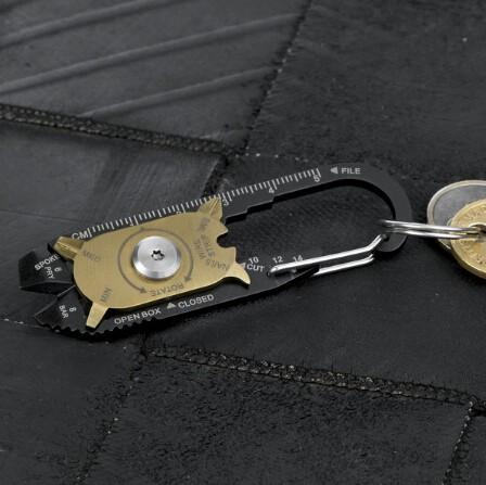 20 in 1 Pocket Multi Tool Keychain - The JfJ
