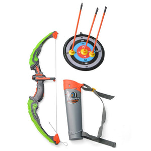 Kids Bow and Arrow with 3 Arrows - The JfJ