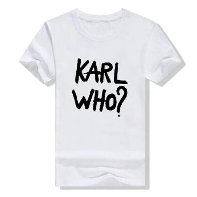 KARL WHO Funny Tee Shirts - The JfJ