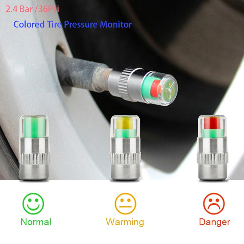 Tire Pressure Monitor - The JfJ