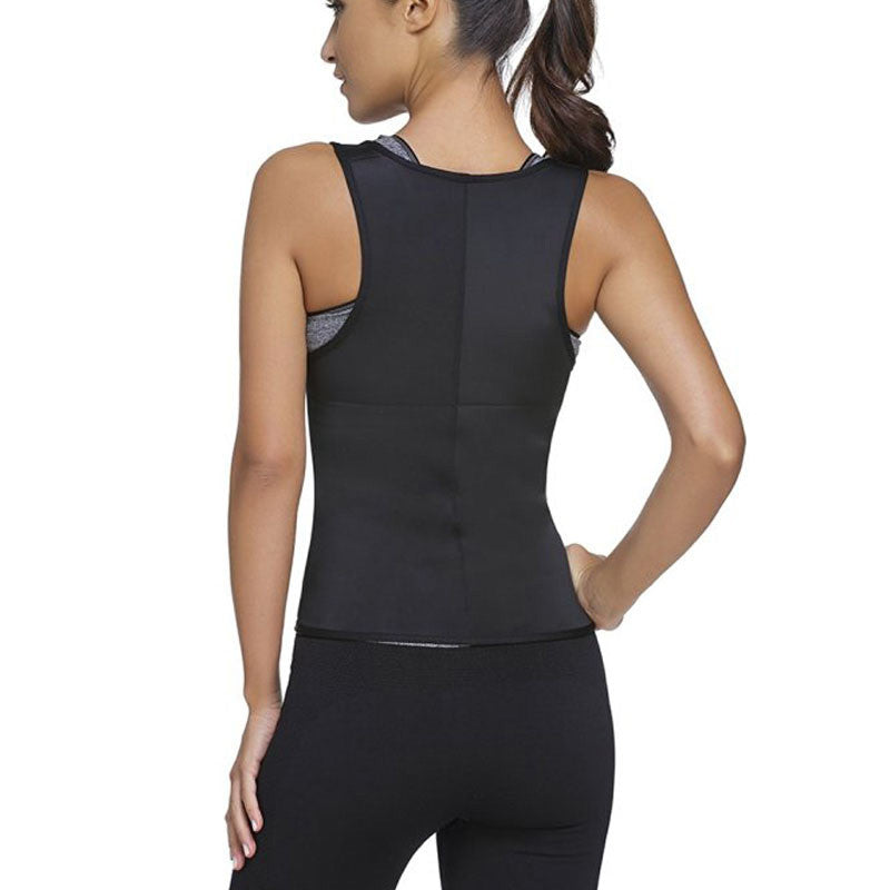Waist Trainer  Shape wear Push Up Vest Waist Trainer - The JfJ
