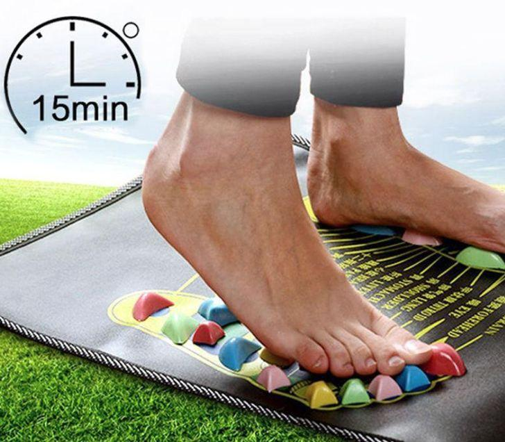 Acupressure Foot Mat - The JfJ