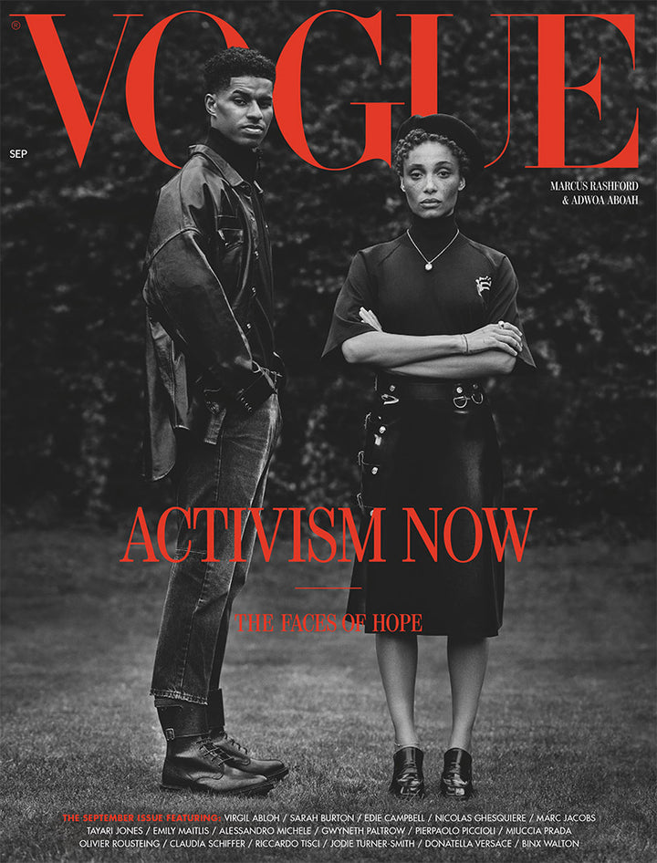 Vogue UK - September 2020