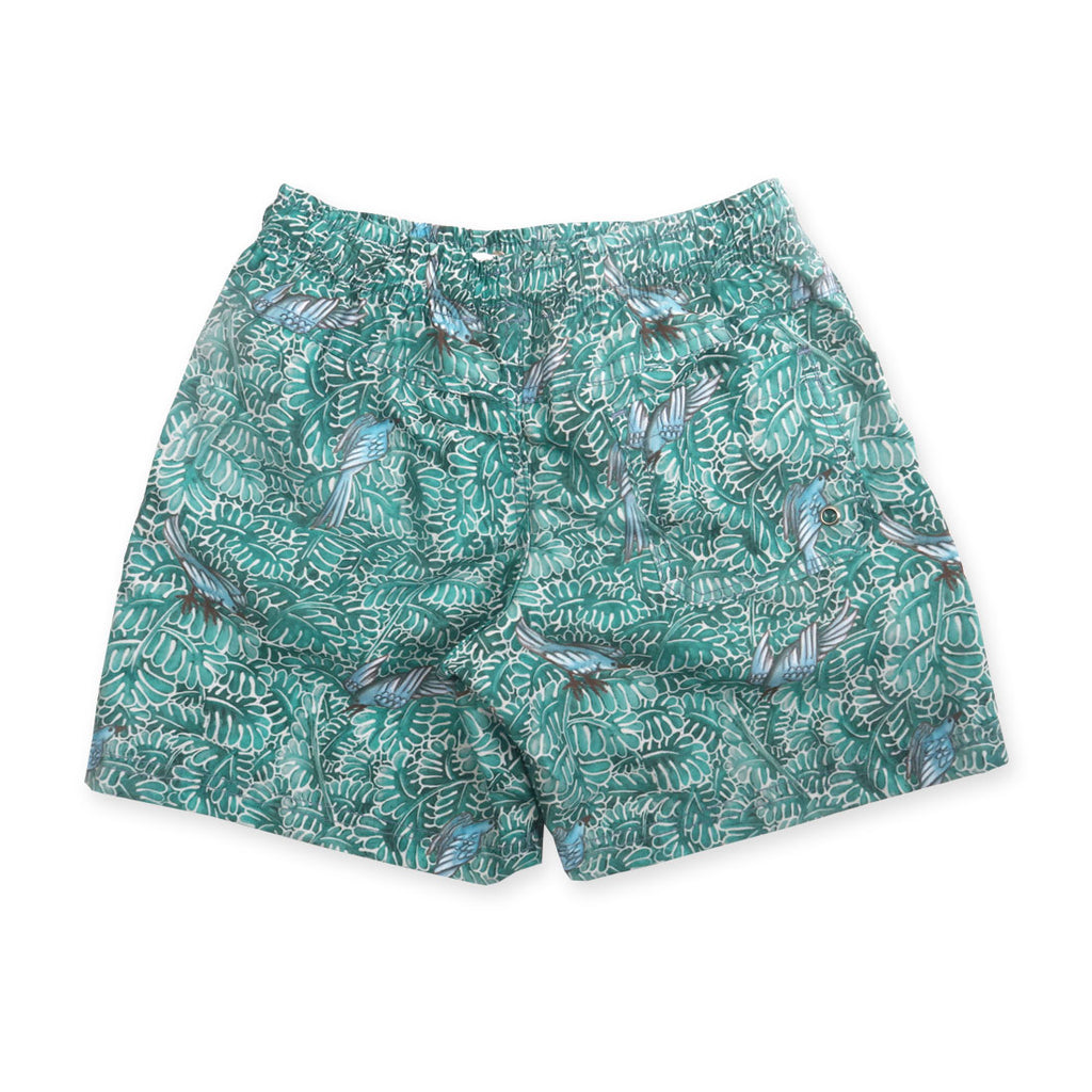 Teal Board Shorts