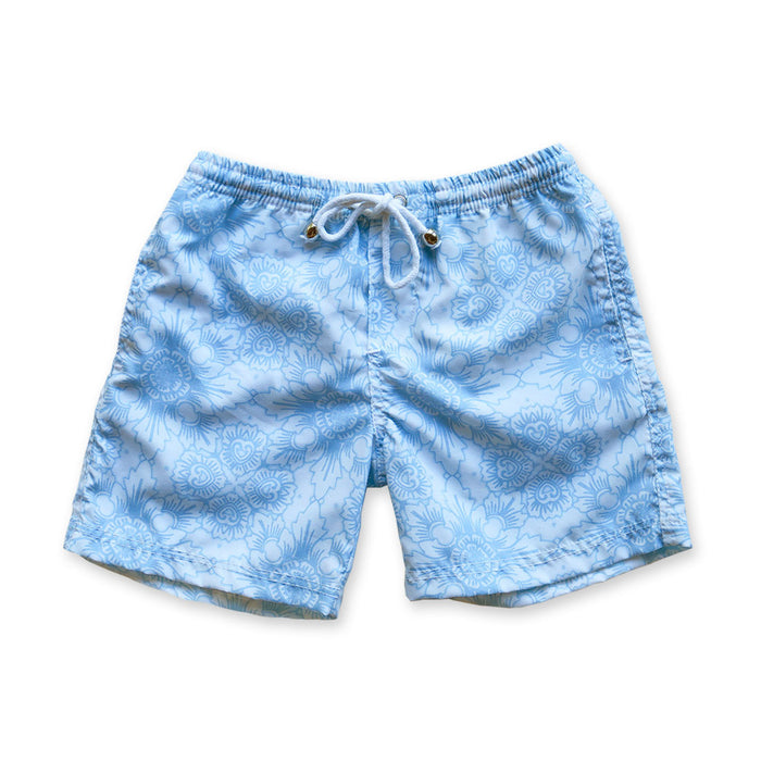 Matahari Light Blue Board Shorts