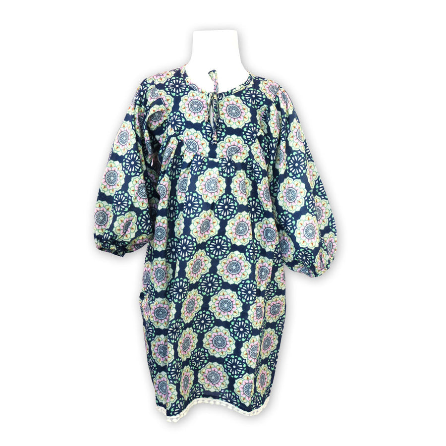 Lotus Blue Kaftan