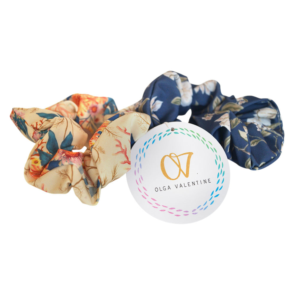 Maisy Scrunchies (2 Pack)