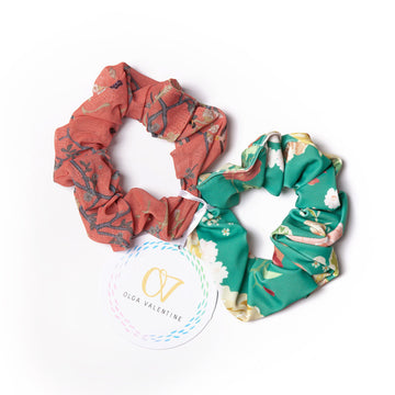 Rosie Scrunchies (2 Pack)
