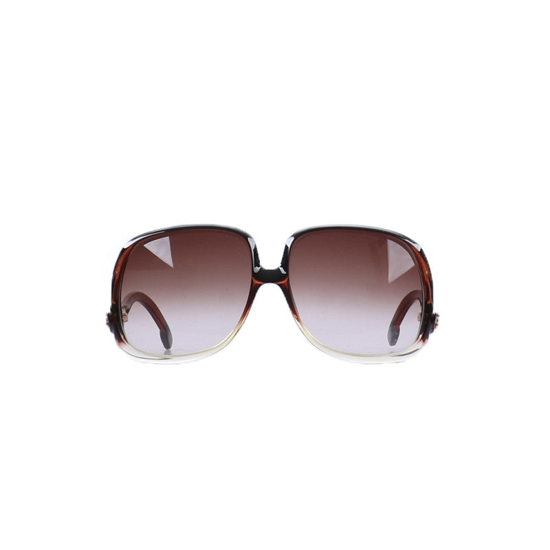 Square shaped sunglasses-Washed And Found