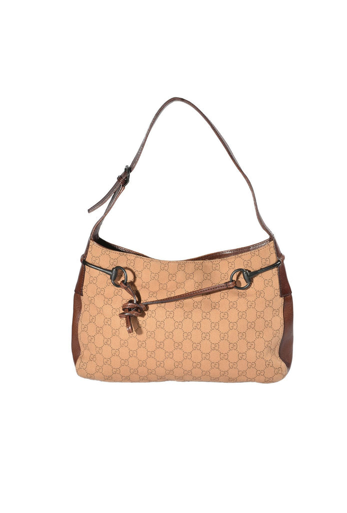 Monogram canvas hobo-Washed And Found