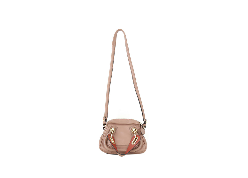 Nude pink Waterlily Mini Paraty-Washed And Found