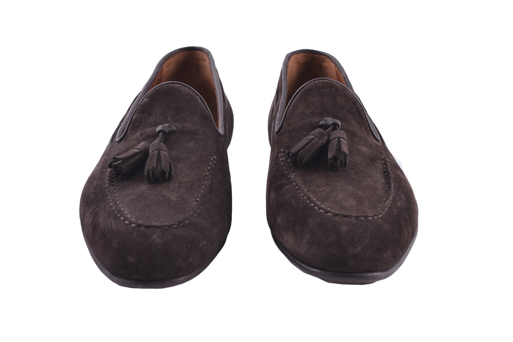 Roadster walk tassel loafer-Washed And Found
