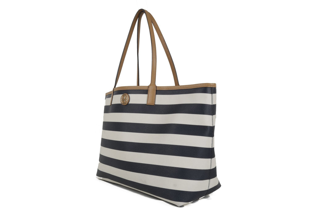 Kerrington shopper tote-Washed And Found