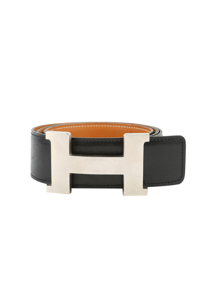 Reversible Leather Belt-Washed And Found