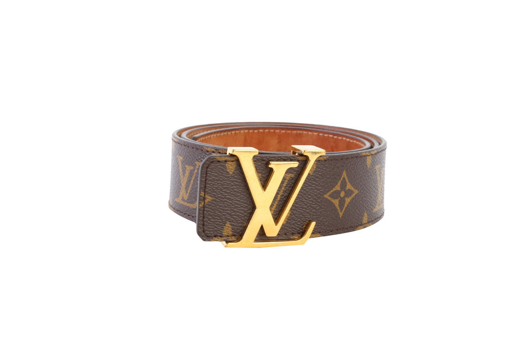 LV Monogram Belt-Washed And Found