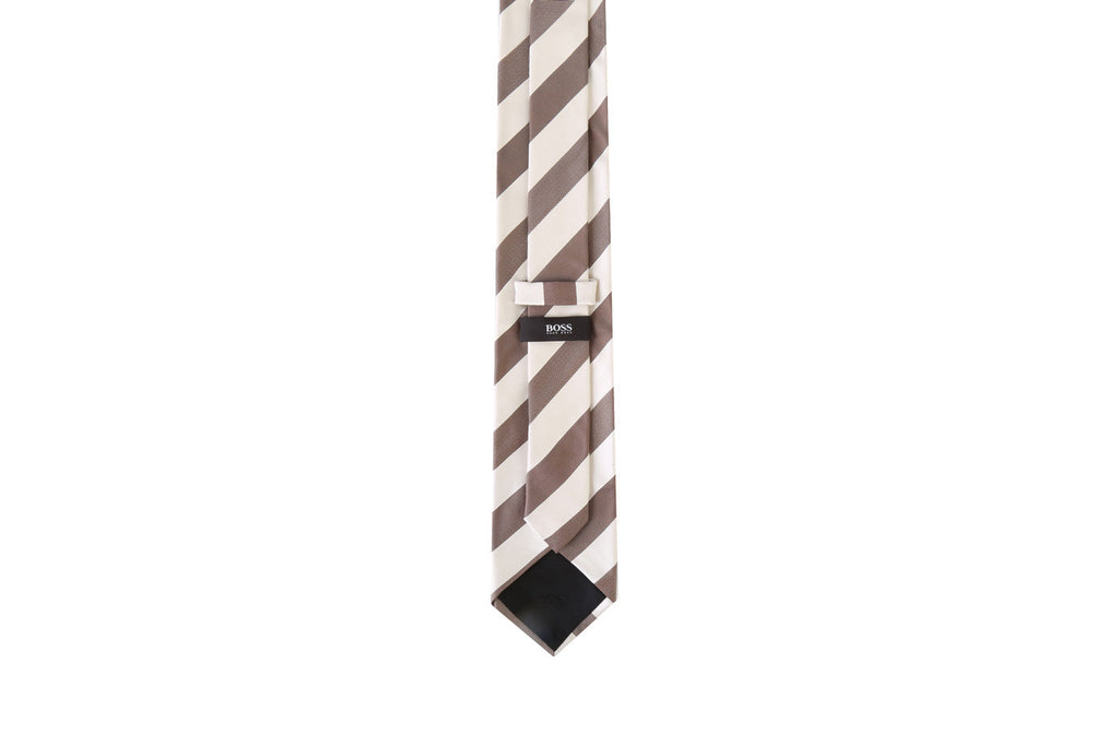 Club-style silk Tie-Washed And Found