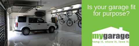 Is your garage fit for purpose?