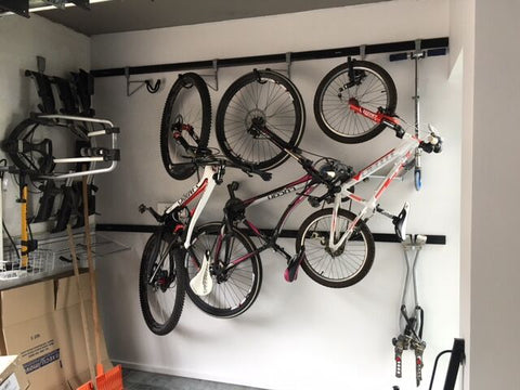 Bike Storage by MyGarage South Africa