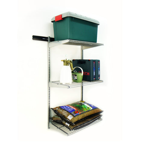 3 shelf kit 650mm