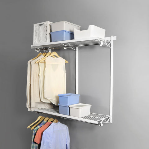 Deluxe Closet Kit 1800mmx2400mm
