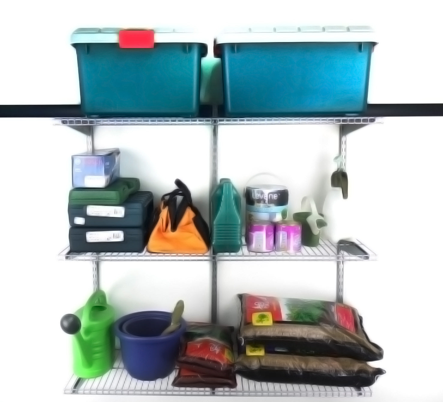Shelf Kit - 3 Shelf (1200mm)