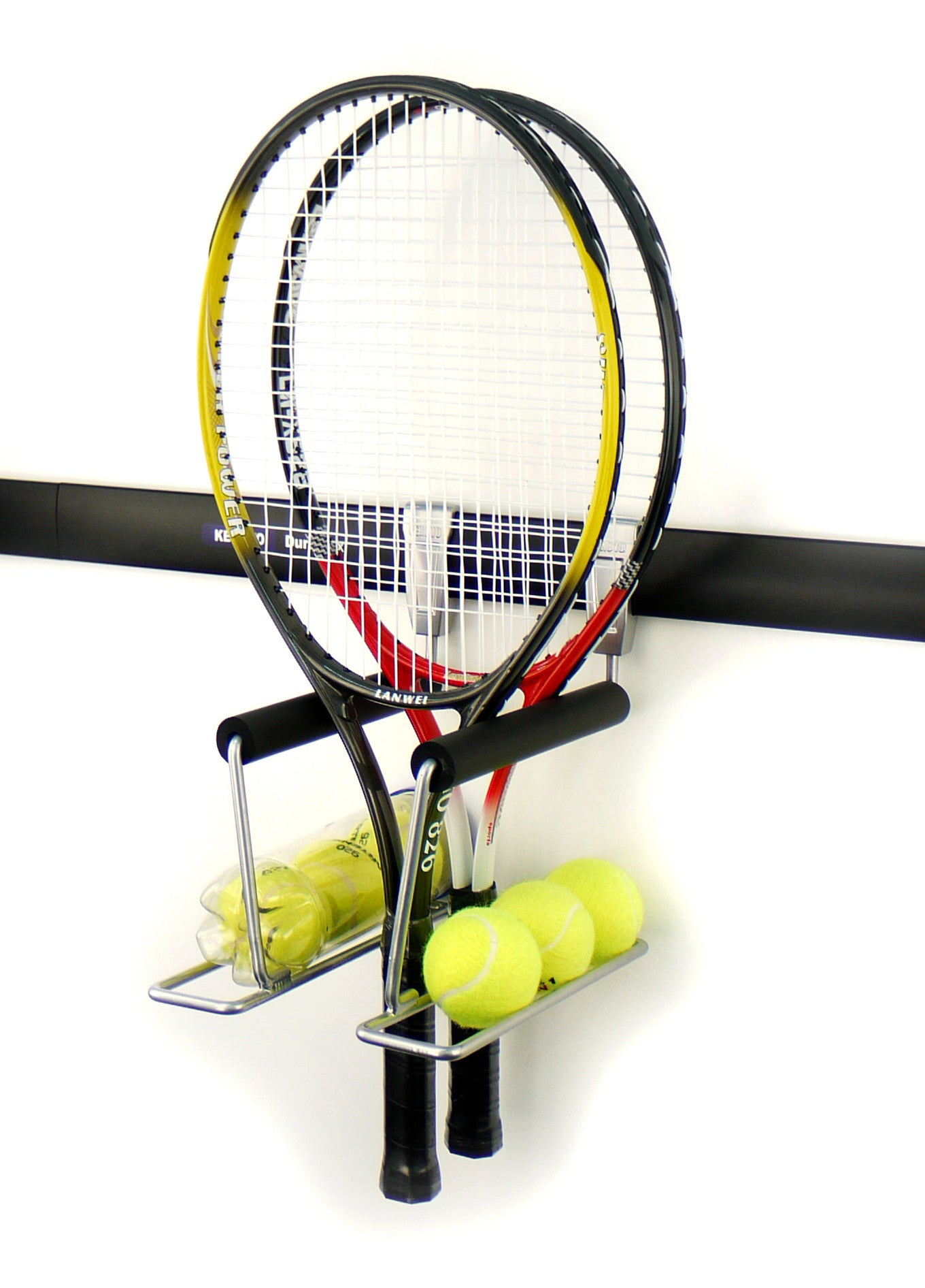 Racket Storage Rack